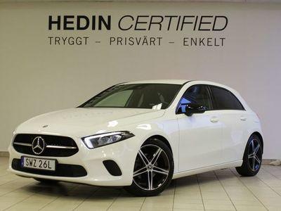 begagnad Mercedes 180 - Benz A - klassProgressive, Nightpackage, Apple Carplay,