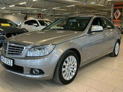 begagnad Mercedes C280 C Benz7G-Tronic Elegance 2008, Sedan Pris 99 000 kr