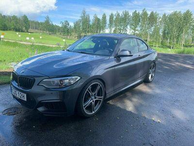 begagnad BMW M235 XDRIVE