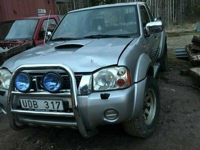 begagnad Nissan King CAB NAVARA