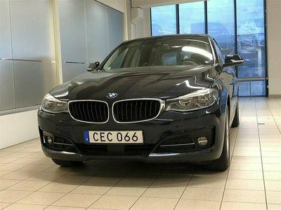 begagnad BMW 320 Gran Turismo d xDrive GT Aut Sportline Innovation Da