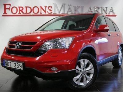 begagnad Honda CR-V 2.2 I-CTDi AUT DRAGKROK 4X4