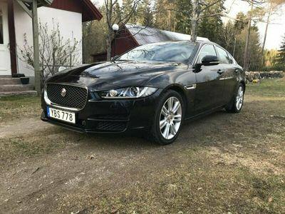 begagnad Jaguar XE
