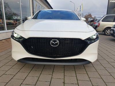 begagnad Mazda 3 2.0 SKYACTIV-X M Hybrid Automat Euro 6 180hk