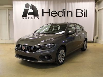 used Fiat Tipo 5-D 1,6 E-TORQ 110HK AT6 LOUNGE 2018 OCF Q4*