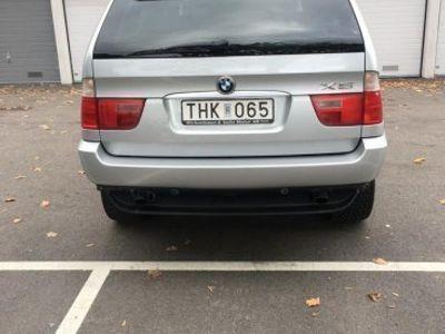 begagnad BMW X5 3.0 X-drive fulltutrustad -03