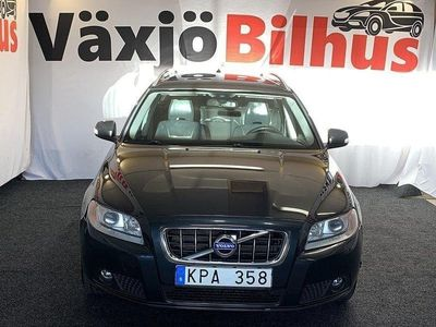 begagnad Volvo V70 NY BES * 2.0 Flexifuel Summum