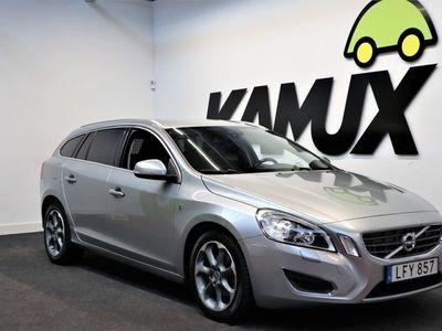 begagnad Volvo V60 D2 Momentum | Ocean | P-Värm | 2012, Kombi 109 000 kr