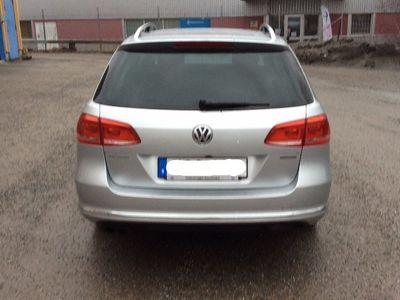 begagnad VW Passat 1.4 TSI Multifuel Variant