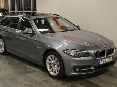 begagnad BMW 530 D xDrive Välutrustad   2014, Kombi 365 000 kr