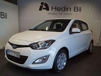 begagnad Hyundai i20 5-dörrar 1.2 Manuell, 86hk