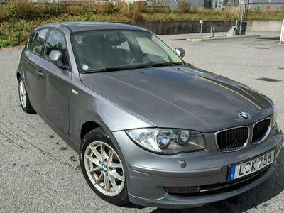 begagnad BMW 118 d 5-dörrars Comfort