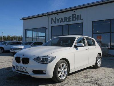 used BMW 118 D Diesel 143HK Automat Skinn Xenon Advantage Edition 5-Dörrars