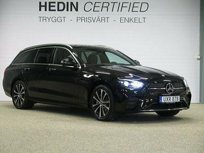 begagnad Mercedes E300 - Benz E/ / AMG / / DRAGKROK / / LADDHYBRID / / DEMO / /