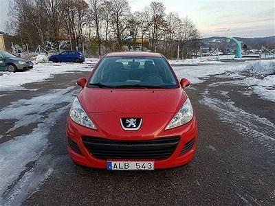 begagnad Peugeot 207 1.4 1 Ägare