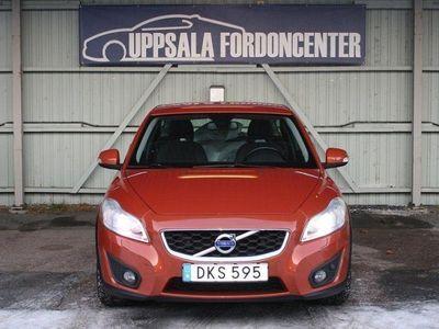 begagnad Volvo C30 2.0 Flexifuel Momentum 145hk -10
