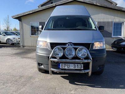 begagnad VW Transporter 2,5 TDI Högskåp -08