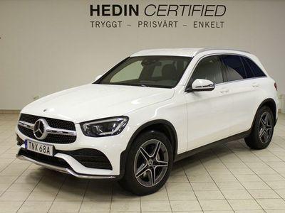 begagnad Mercedes 200 - Benz GLC4 - Matic AMG, Premiumpaket, Värmare, Drag