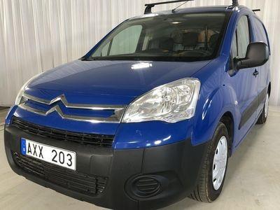 brugt Citroën Berlingo III 1.6 HDi Skåp (90hk)