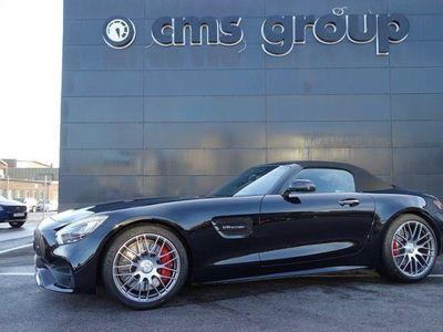 begagnad Mercedes AMG GT C Roadster AMG Speedshif -18