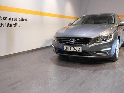 begagnad Volvo V60 D5 AWD Plug In hybrid Summum BE PRO