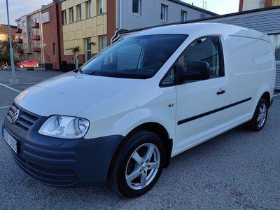 gebraucht VW Caddy Maxi XXL 2.0 EcoFuel 109hk -10