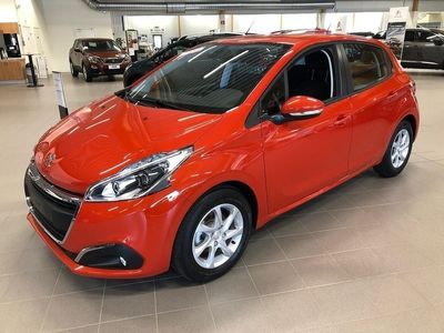 begagnad Peugeot 208 Active PDC Carplay 5-d.2 VTi Euro 6 82hk