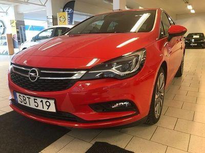 begagnad Opel Astra 1.6 CDTI Euro 6 110hk Dynamic Skattefri