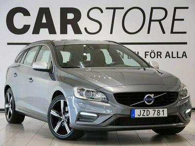 begagnad Volvo V60 D4 R-Design Drag Värmare VOC 190hk