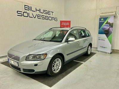 begagnad Volvo V50 1.8 Flexifuel NYBSE, NYSERV 125hk