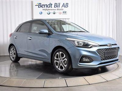 begagnad Hyundai i20 1.2 84hk Premium