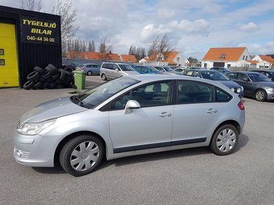 begagnad Citroën C4 2.0I/ Ny Besiktigad -06
