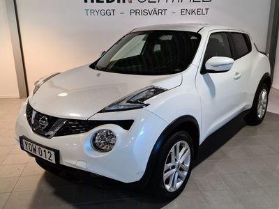 begagnad Nissan Juke 1,2 DIG-T NAVI/BACKKAMERA