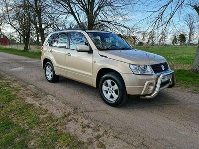 begagnad Suzuki Grand Vitara 2.0 4WD 140hk, Svensksåld, Ny servad