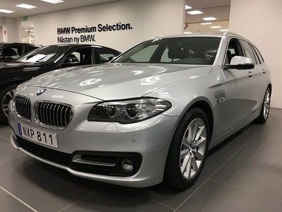 begagnad BMW 520 d xDrive Touring 190 Hk Aut / Sportpaket / Drag