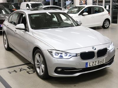 begagnad BMW 330e Model Sport Lounge Taklucka Navi