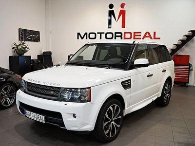 begagnad Land Rover Range Rover Sport 3.0TDV/Aut/4WD/N -11