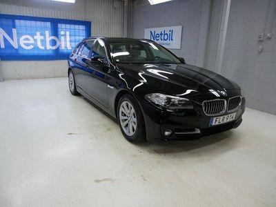 begagnad BMW 520 d xDrive 190hk Navi / Drag