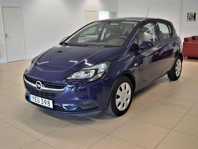 begagnad Opel Corsa 1.4 90hk 1Ägare V-hjul LEASEBAR SVsåld