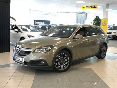 begagnad Opel Insignia Country Tourer 2.0 CDTI 4x4 Aut