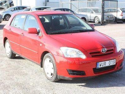 brugt Toyota Corolla 5-dörrar Halvkombi 1.6 VVT-i 1 -05