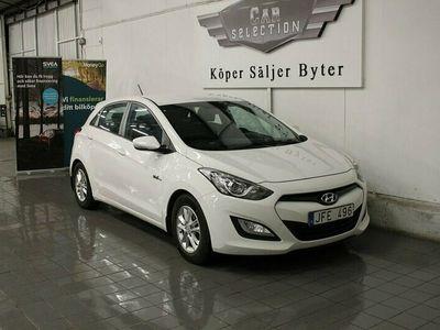 begagnad Hyundai i30 5-dörrar 1.6 CRDi 110hk-BESIKTIGAD