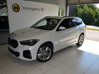 begagnad BMW X1 xDrive25e M Sport Navi Innovation Drag Harman Kardon Backkame