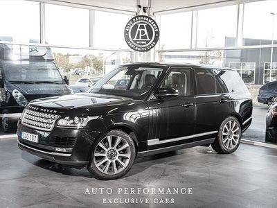 begagnad Land Rover Range Rover / Vogue / SDV8 / Från -14
