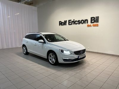 begagnad Volvo V60 D5 AWD Twin Engine Business Advanced
