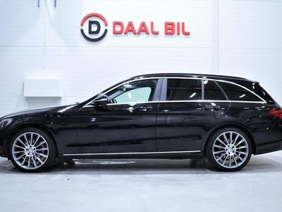 begagnad Mercedes C250 T 204HK 4MATIC PDC FULL.S