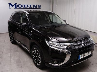 begagnad Mitsubishi Outlander 2,0 PHEV Business Nav 4W