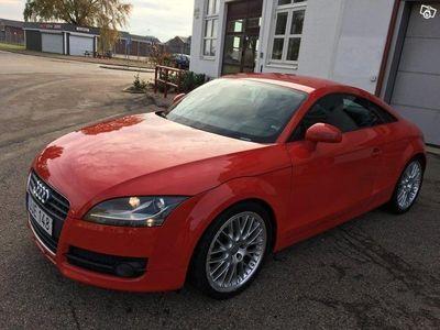 begagnad Audi TT Coupé 2.0 200hk -07