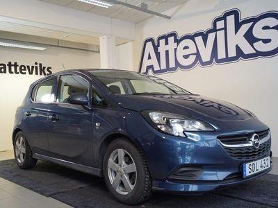 begagnad Opel Corsa 1.4 90hk Rattvärme