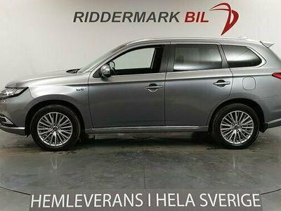 begagnad Mitsubishi Outlander P-HEV 2.4 4WD B-kamera 2019, SUV Pris 294 900 kr